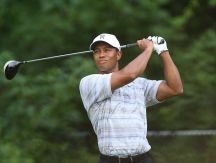 Tiger Woods (2007), by Keith Allison at Wikimedia