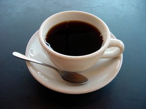 Cup of Coffee by Julius Schorzman at Wikimedia