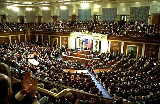 U. S. Congress, by Susan Sterner at Wikimedia