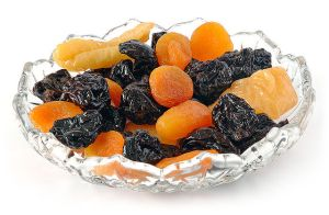 Dried Fruits, from André Karwath aka Aka at Wikimedia