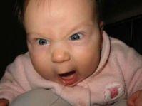 Angry Baby (niña mala), from Arturo J. Paniagua, Flickr 2005, CC
